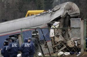 атентат, Русия, влак
