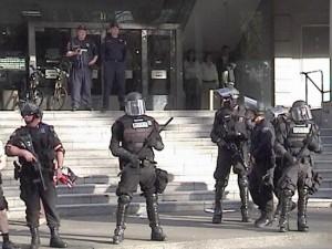 полиция, задържан, костенец
