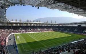 Швейцария, стадион, футбол