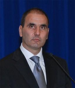 Ministar Cvetan Cvetanov