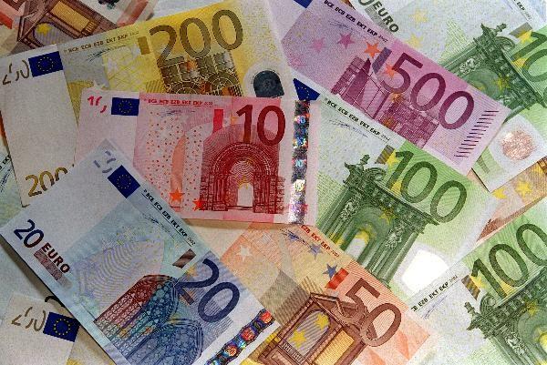 evro banknoti