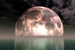 астрологична луна
