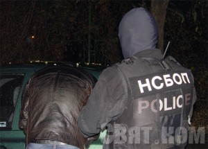 полиция ДБОП