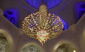 Джамията Шейх Зайед в Абу Даби