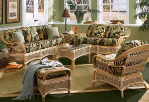 Ратанови мебели за дома