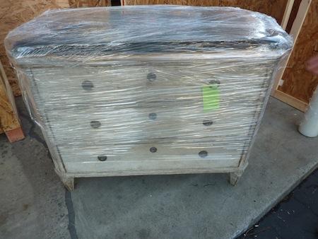 Опаковани мебели