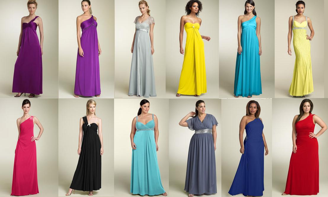 Избор на рокля