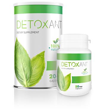 Detoxant – Детокс, който ще осигури на тялото подходяща защита