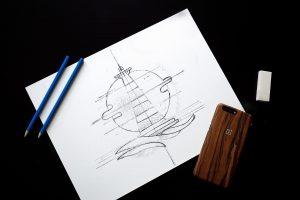 2D чертеж