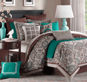 Спалното бельо - страхотен начин да разкрасите интериора на спалнята
